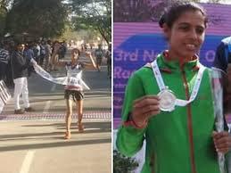 एथलीट नेशनल चैम्पियनशिप में राजस्थान की भावना अपना ही बनाया रिकार्ड तोड़ा