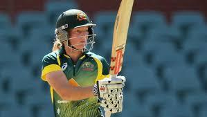 ऑस्ट्रेलियाई महिला क्रिकेट टीम ने श्रीलंकाई महिला क्रिकेट टीम को पांच विकेट से हराया