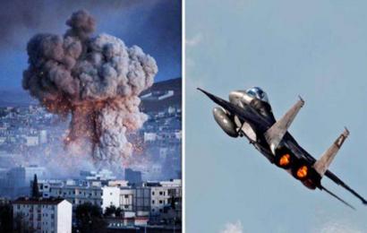 इस्राइल ने दक्षिणी दमिश्क में इस्लामिक जिहाद आतंकवादी ठिकानों पर हवाई हमले करने का किया दावा