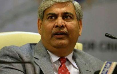 पूर्व BCCI अध्यक्ष शशांक मनोहर ने ICC चेयरमैन के पद से दिया इस्तीफा