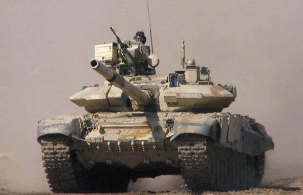 भारत ने चीन को दिया करारा जवाब, मोर्चे पर उतारी टी-90 टैंक